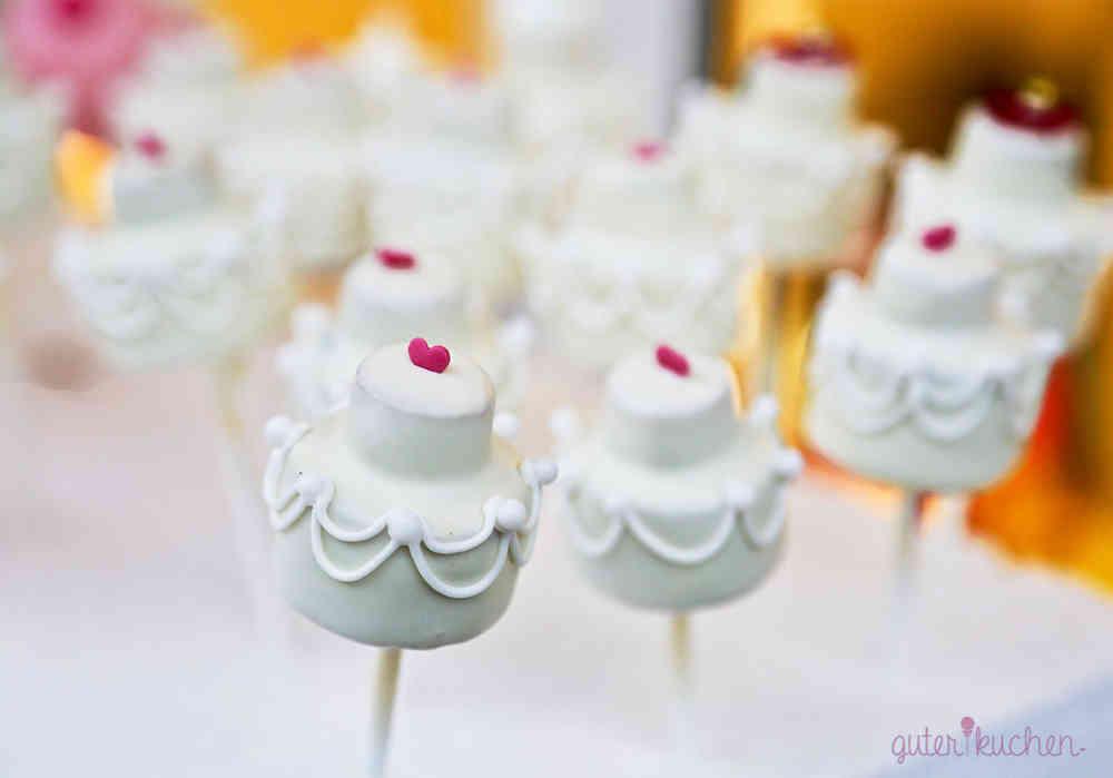 Cake Pops Hochzeitstorte Online Zum Wunschdatum Bestellen