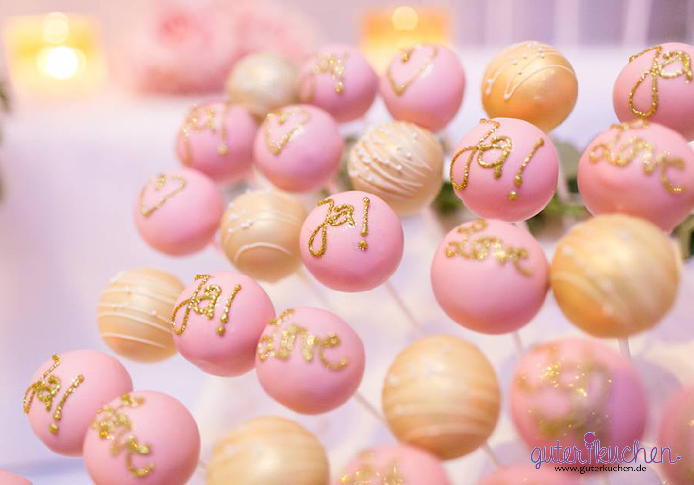 Baby Girl Shower Cake Pop Ideas